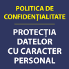 Politica de confidentialitate